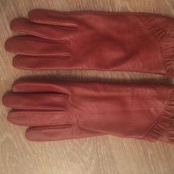 рукавички нові