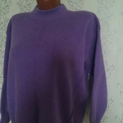 Jumper new warm.r 46