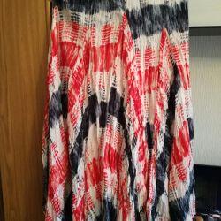 New flared skirt, 48-50