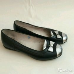 Shoes leather Marko 30 size