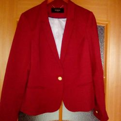 Knitted jacket, new, 48-50
