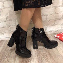 Μπότες ποδιών