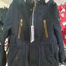 Jacket for boy