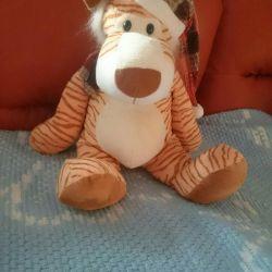 Jucărie moale tigrulya
