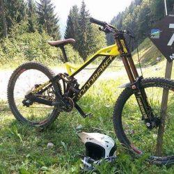 Горный Велосипед Mondraker summum 2016