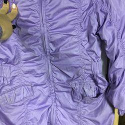 Lightweight jacket for girls