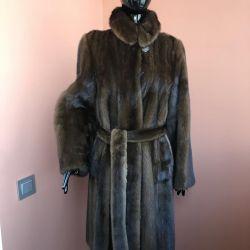 Mink coat 46/48