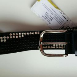 belt 115cm, leather