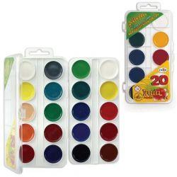 Χρώματα χρώματος νερού GAMMA