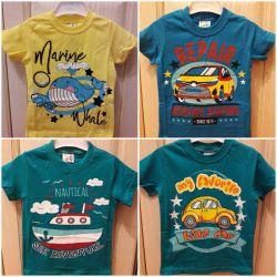 Παιδικά t-shirts