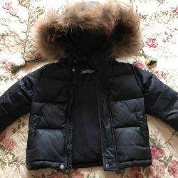 Jachetă în jos Jacket pentru băiat 86