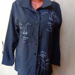 Shirt new size 48