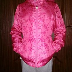 Spring jackets height 128-134