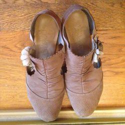 Shoes Rieker Antistress nubuck 39 size