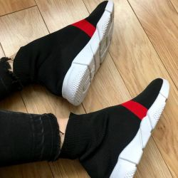 Örme kadın ayakkabı