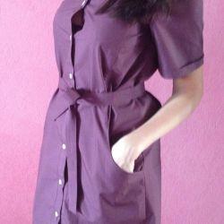 Natasha Ruleva Gömlek Elbise