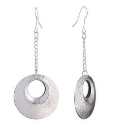 Earrings hanging