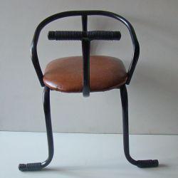 Кресло детское со спинкой на багажник велосипеда
