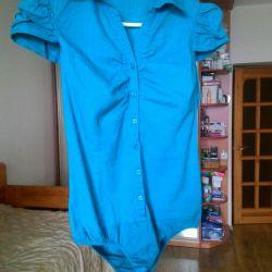 Vücut bluz