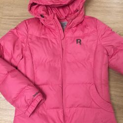 Reebok down jacket