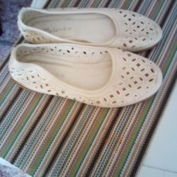 Beyaz Bale Ayakkabısı, 39