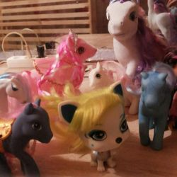 Toys may little pony