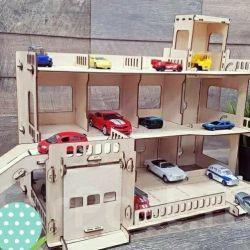Super parking for boys
