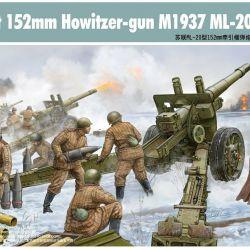 ML-20 Sovyet 152 mm obüs modeli 1937