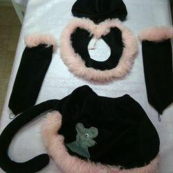 Το κοστούμι γατούλας