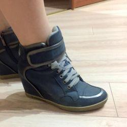 Tj Koleksiyon spor ayakkabı