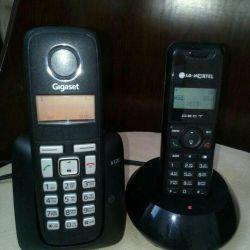 Цифровой телефон.