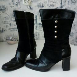Italian boots 38