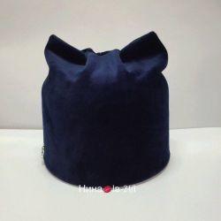 New blue hat