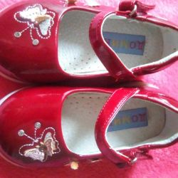 Shoes for the girl