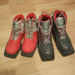 Ski boots size 34.36.
