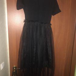Σετ: φόρεμα και γιλέκο