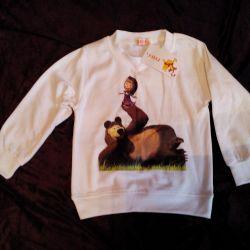 Kızlar için yeni bluz !!