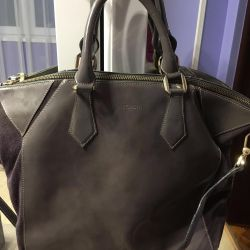 Leather Bag Italy