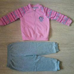 Track suit Cherubino 92 size