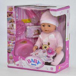 Doll in a cap