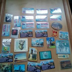 Collection of magnets