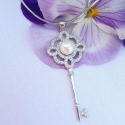 Tiffani Style Necklace