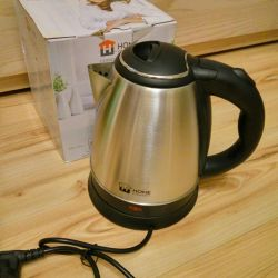 New metal electric kettle