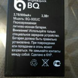 BQ-900UC için Pil