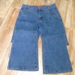 Kadınlar için kot pantolon.