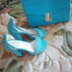 Set a set of shoes bag
