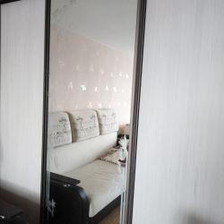 Built-in closet or cabinet doors