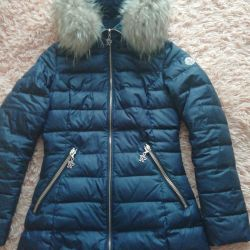 Brand down jacket Monclair