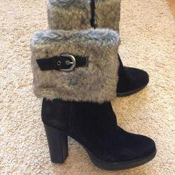 Kadın kışlık botlar