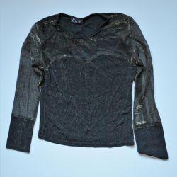 Brilliant blouse E & L Paris